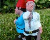 Zombie Gnomes: Best Friends