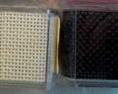 Stitchable Acrylic Napkin Rings