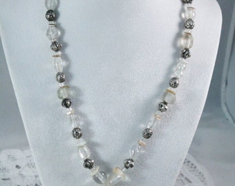 Nice Variety Beaded and Shell Fashion Necklace