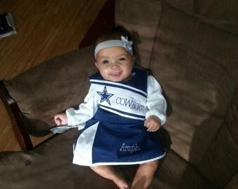 NFL Team Cheerleader Uniform for Infants