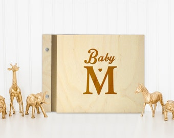 Baby Love Letter Book - 25 Blank Pages