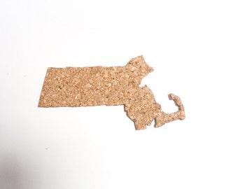 Massachusetts Corkboard: Made to Order