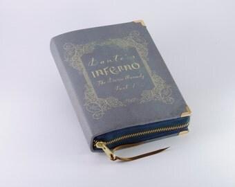 Dante's Inferno Book Clutch