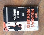 Vintage Book - The Pilgrim's Progress by John Bunyan
