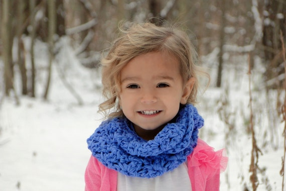 Childs Infinity Scarf Pattern Infiniti Car