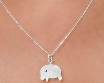 Shell Pearl Elephant