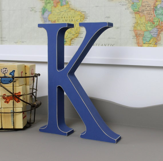 standing letter decor wood letters free standing distressed wooden by lightfilled 24968 | il 570xN.563733878 5htf