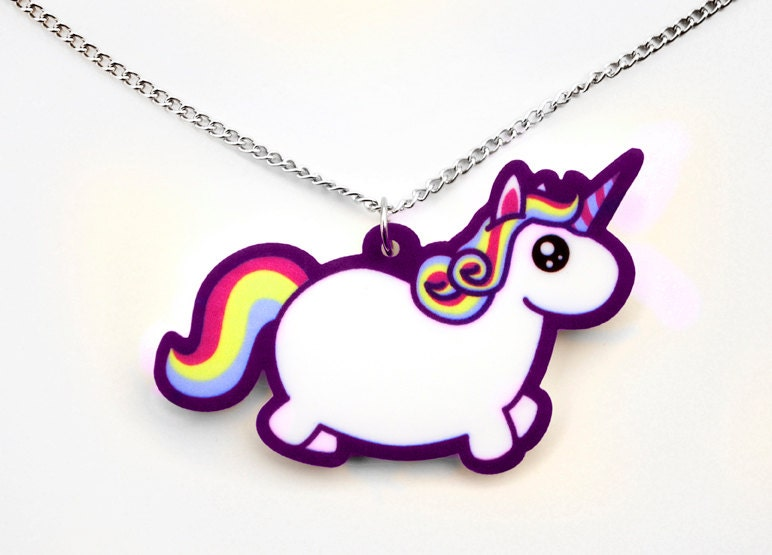 cute chubby unicorn for - photo #27