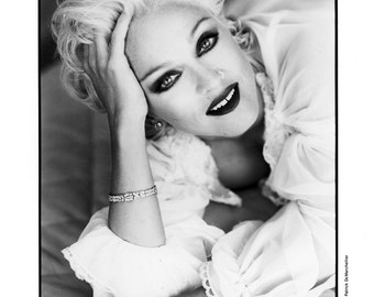 Madonna Publicity Photo   8 by 10 Inches