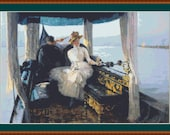 Drifting With The Tide Cross Stitch Pattern