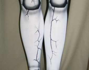 broken doll ball joint tights custom made for you