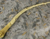 Cottonwood and Bone Magic Wand for Magick, Wicca, Wiccan Wand, Witch's Wand, Occult, Pagan or cosplay