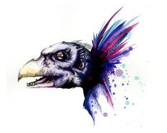 Skeksis Fine Art Print