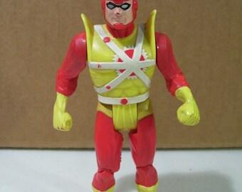 DC Comics Super Powers Firestorm Action Figure, Vintage Toy, Kenner 1985 The Nuclear Man
