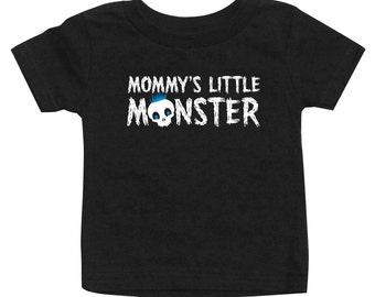 Mommy's Little Monster Boy's T-Shirt