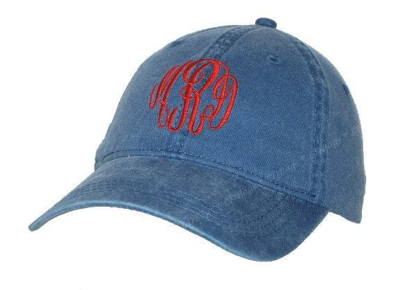 personalized baseball hat monogram baseball hat personalized
