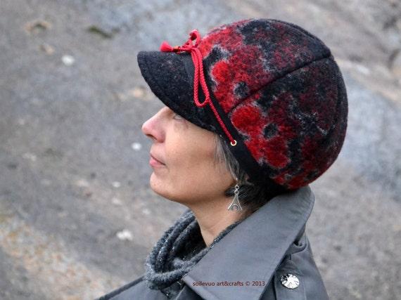 s newsboy hat scandinavian style by soilevuoartandcrafts