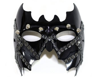 Thorne Men's Steampunk Masquerade Mask -  A-2224-E