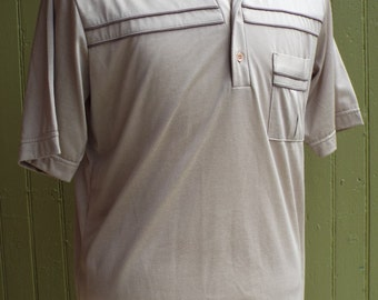 Vintage Short Sleeve Polo Shirt by Royale-Air