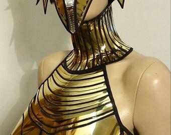 zanni mask , plague doctor mask with beak masquerade steampunk mask