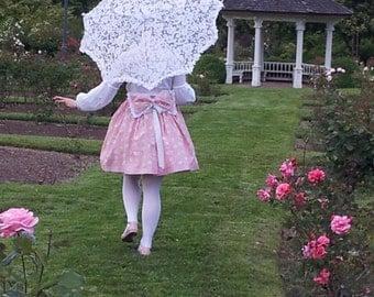 Kawaii Sweet Lolita Skirt and Apron Set! 4 Pieces!