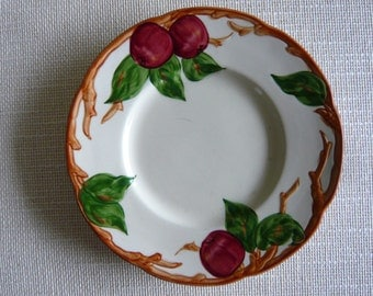 Franciscan Apple Salad Plate 8 Inch
