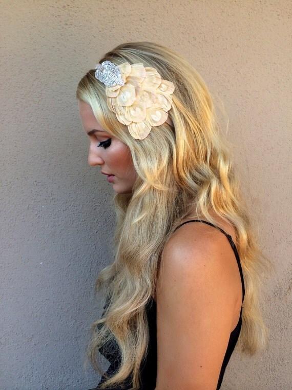 Accessoire Bandeau Cheveux Annees 20 Gatsby Bridal Hair