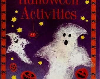 Halloween Activities Kid Kits