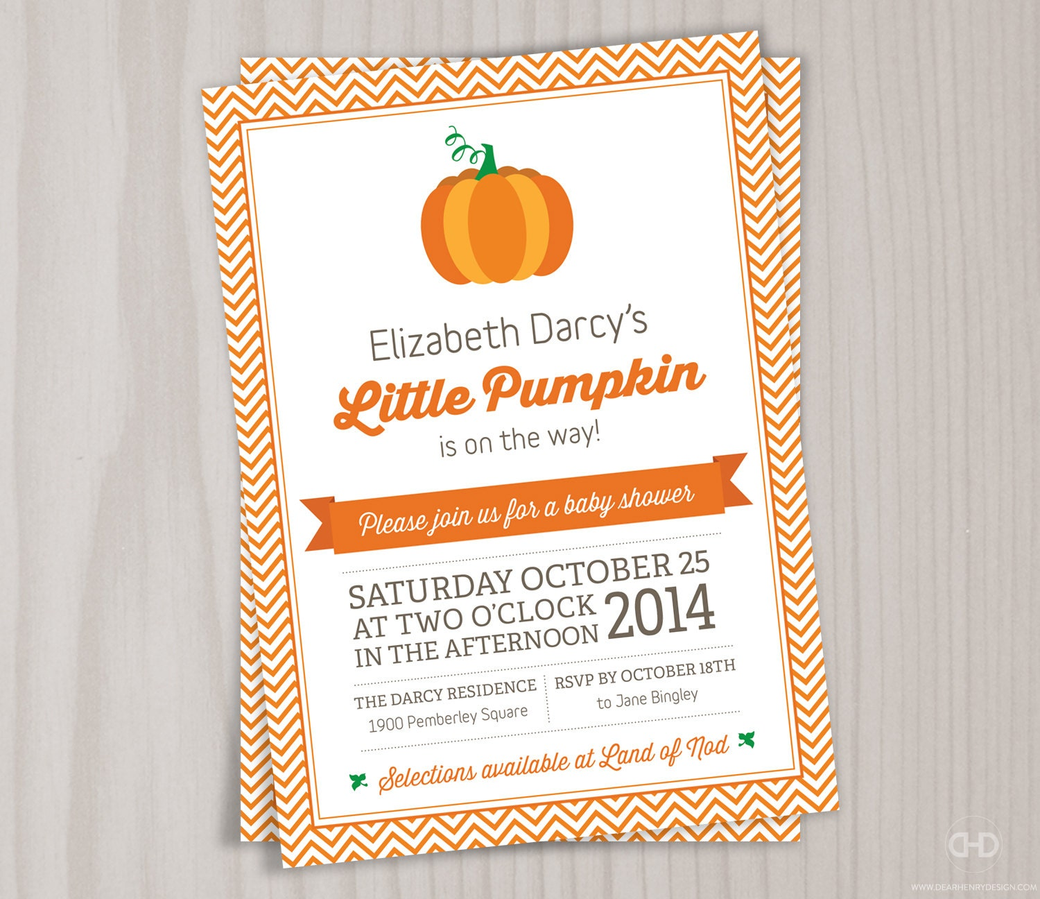 Baby Shower Invite Text with adorable invitation template