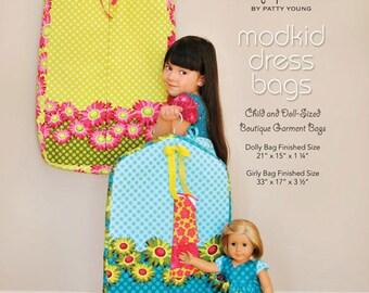 ModKid Dress Bags Sewing Pattern