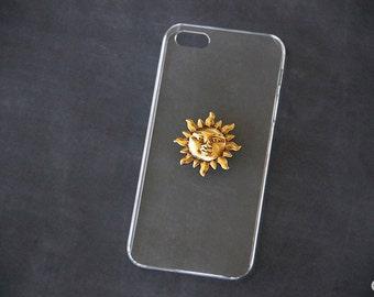 Sun iPhone Case Clear iPhone Case iPhone 5 Case Hippie iPhone 6 Plus Cases iPhone 6s Case Samsung iPhone 7 Plus Case Samsung iPhone 7 Case