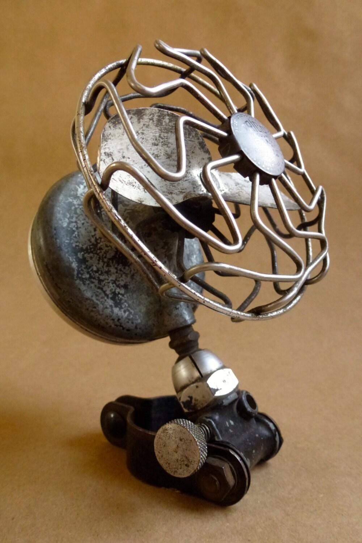 1920s 1930s Vintage Trico Vacuum Fan Vacuum Powered Dash