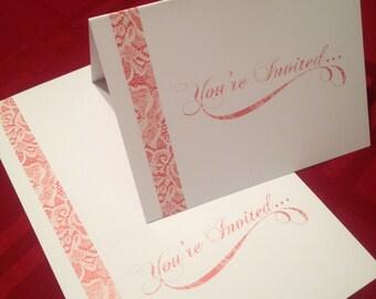 Personalized Printable Bridal Shower Invitation