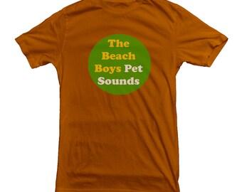 Beach Boys T-shirt Pet Sounds Brian Wilson