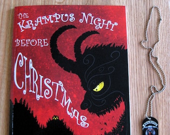 The Krampus Night Before Christmas