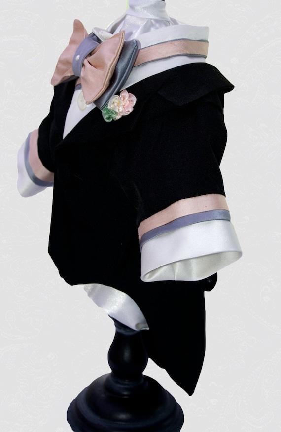 Formal Dog Tuxedo