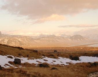 Otherworldly Mountains of Snaefellsjokull Peninsula, Iceland