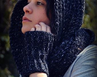 Eden Scarf Hood with gloves