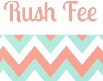 Rush Fee - Gigi and Max