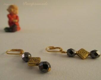 2728 - Czech Glass Earrings