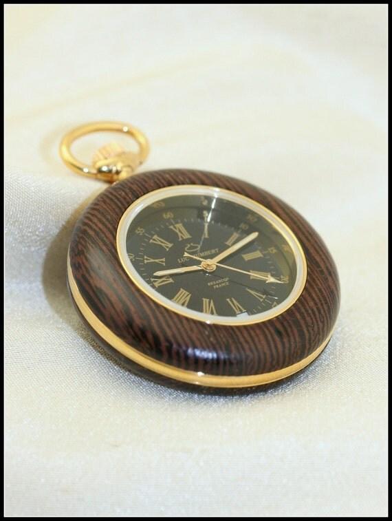 wooden wood wood pocket handmade mens