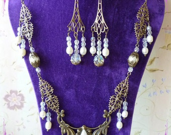 Wishing Well Pearl necklace