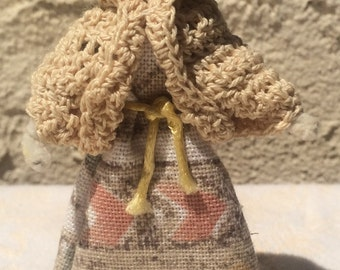 Sale!Russian Clothes Pin Doll