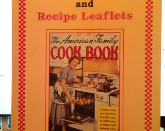 Price Guide to Cook Books and Recipe Leaflets
