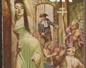 Ace, Jean Paradise: The Savage City, 1st Ed, 1955