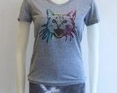Rainbow Kitty T Shirt