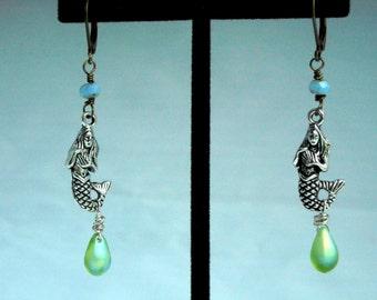 Mermaid Tears Earrings