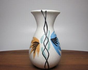 West German Mid-Century Vase