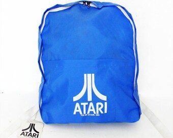 Vintage Original Deadstock ATARI Ultralite Backpack with Tag MINT