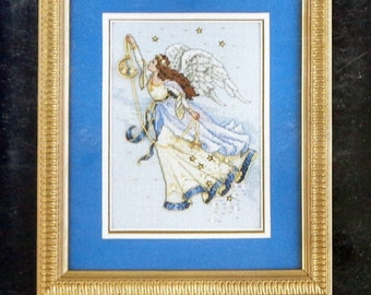 Dimensions The Gold Collection Petites TWILIGHT ANGEL By James Jim Himsworth - Counted Cross Stitch Kit